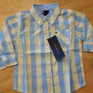 Tommy Hilfiger long sleeve dress shirt
